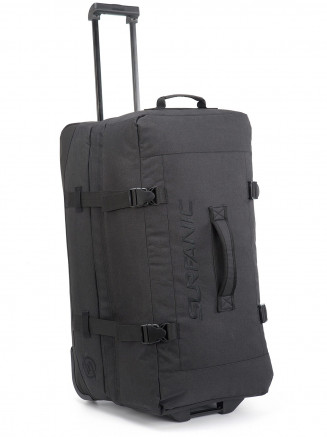 Mens Maxim 100L Roller Bag Black