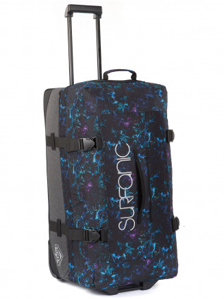Womens Maxim 100L Roller Bag Blue