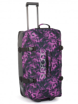 Womens Maxim 100L Roller Bag Purple