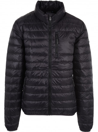 Mens Flex Down Jacket Black