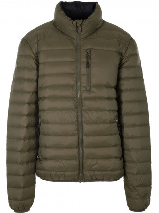 Mens Flex Down Jacket Green