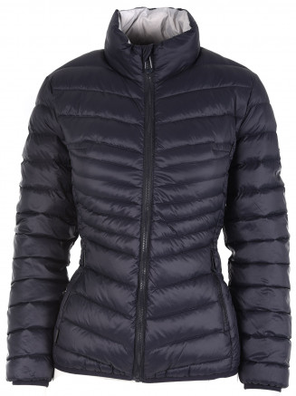 Womens Lynx Down Jacket Blue