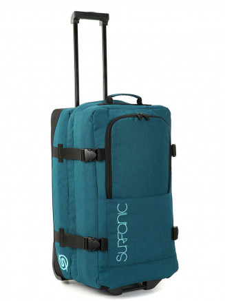 Womens Maxim 70L Roller Bag Turquoise