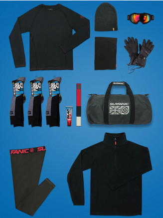 Mens Comfort Plus Ski Package