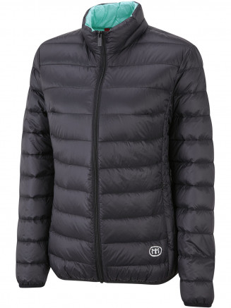 Womens Pure Down Jacket Black