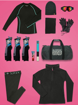 Girls Comfort Plus Ski Package